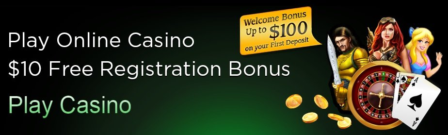 Harrington Online Casino Bonus